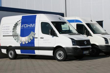 DHM – Ihr professioneller Partner für Maschinenbau und Metallbearbeitung